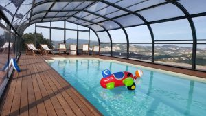 contattaci per le coperture per piscine